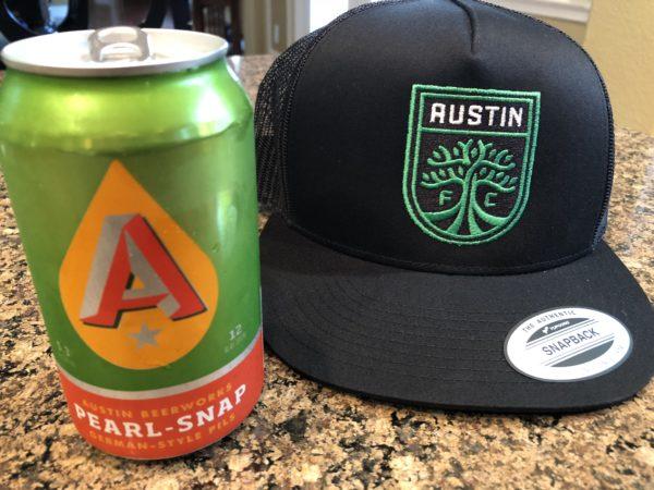 Austin Beerworks and Austin FC